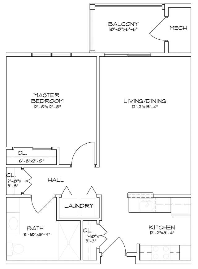 Empire Floor Plans