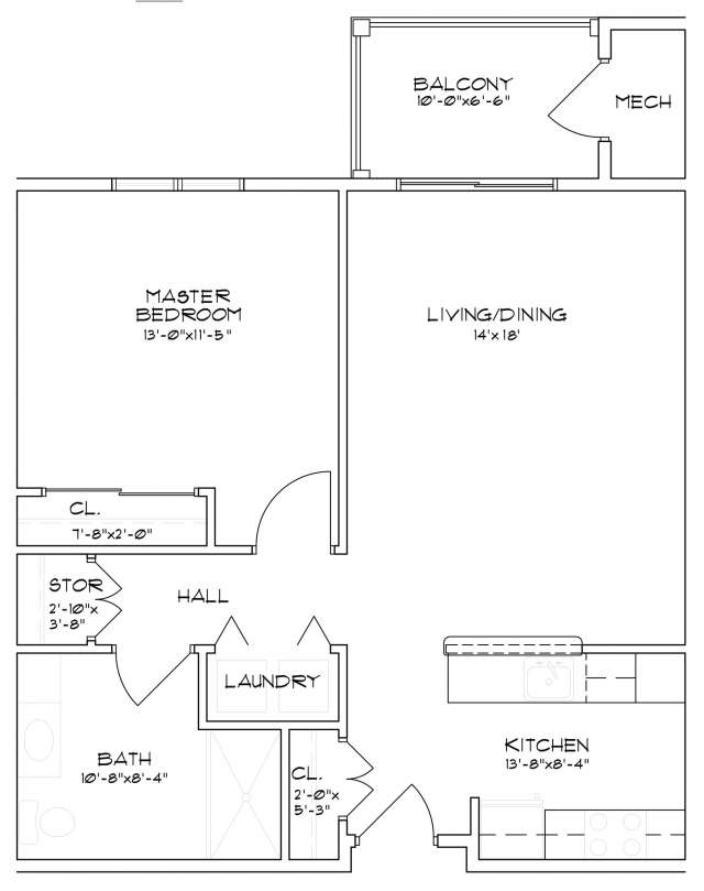 Hathorn Floor Plans