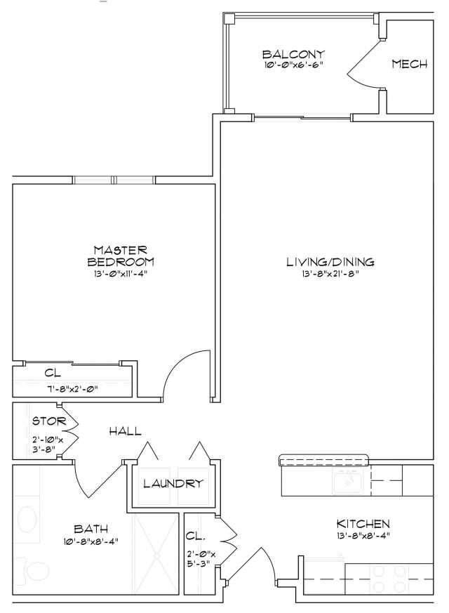 Krista Floor Plans