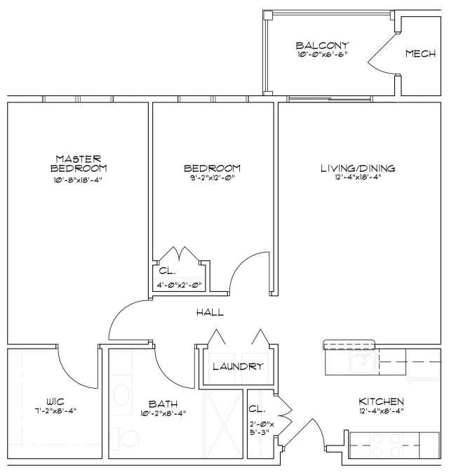 Orenda Floor Plans