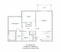 The Schuyler Floor Plans