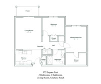 The Sheridan Floor Plans