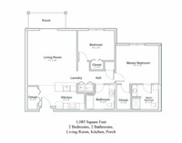 The Stuyvesant Floor Plans