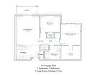 The VanDyck Floor Plans