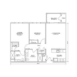 The Edison Floor Plans