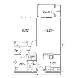 The Glen Floor Plans