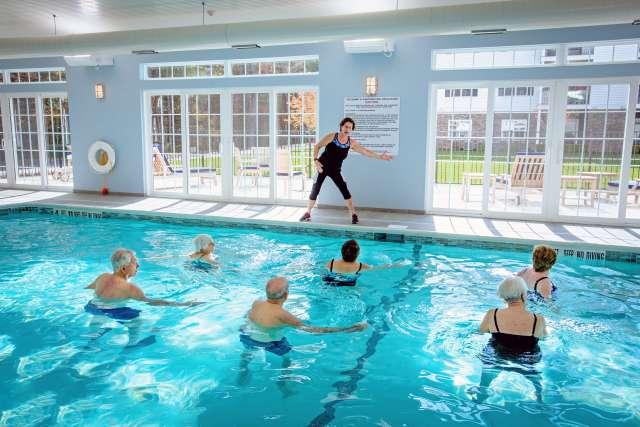 Summit At Saratoga Pool