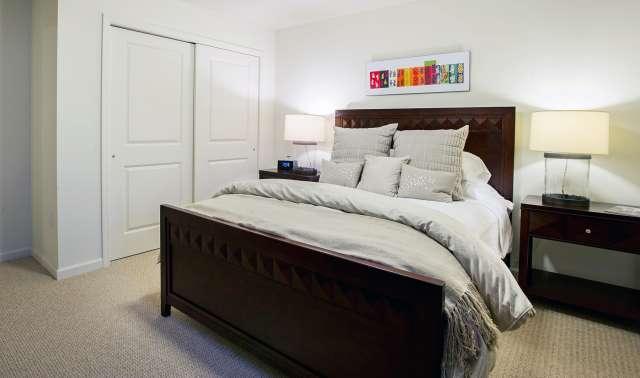 Summit At Saratoga Bedroom