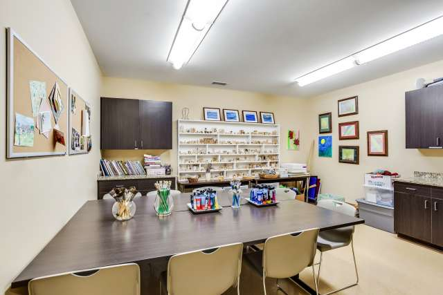 Summit At Eastwyck Craft Room