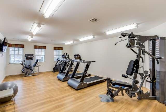 Summit At Glenwyck Fitness Center