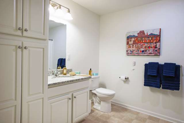 Summit At Saratoga Bathroom