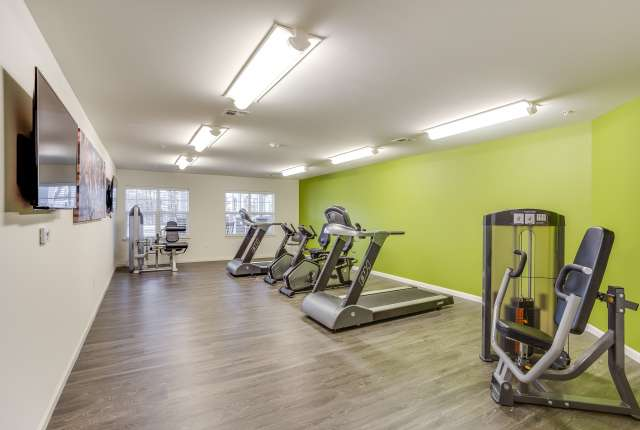 Summit At Saratoga Fitness Center