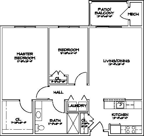 Forts Ferry Goodrich Diagram