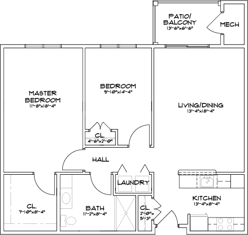 Summit at Mill Hill Coppola Floor Plan