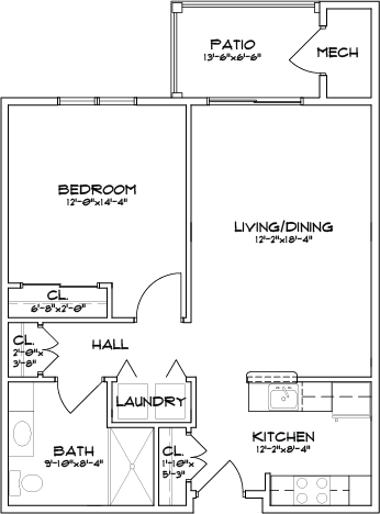 Summit at Mill Hill Fuller Floor Plan